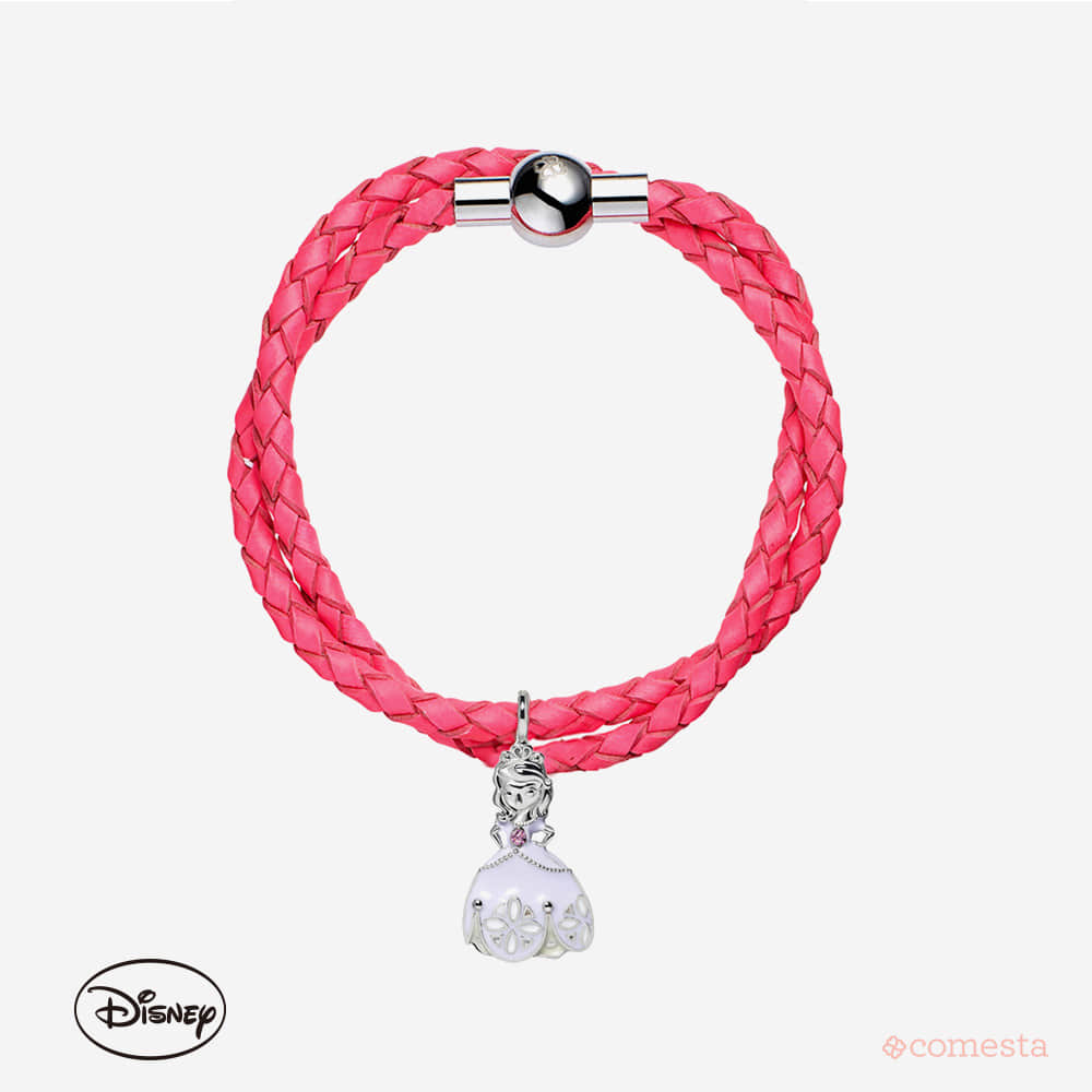 Comesta [Disney Leather Collection] 디즈니 가죽 팔찌